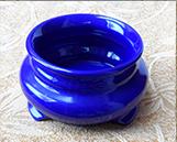 Koro Queimador Incenso - Azul Preço: